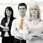 Training sales executive